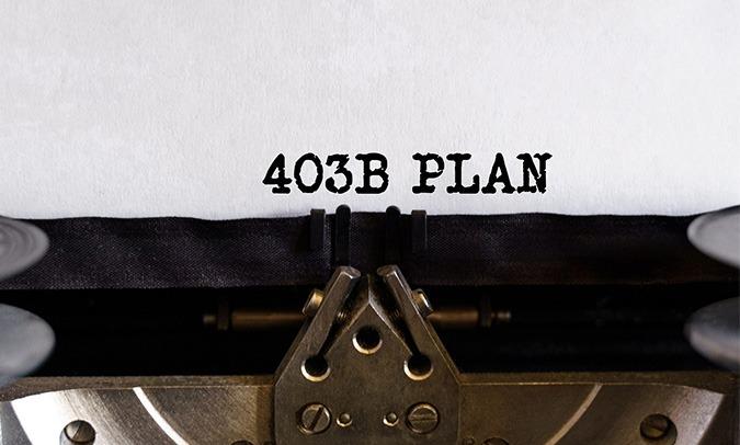 403B Retirement What is 403B